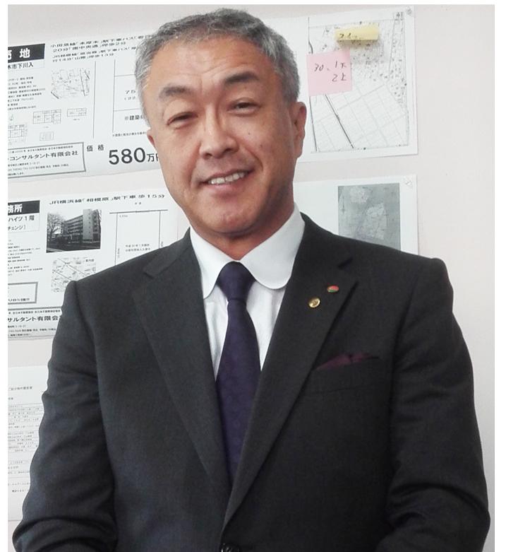 スコア・コンサルタント有限会社 代表取締役 鈴木 克司